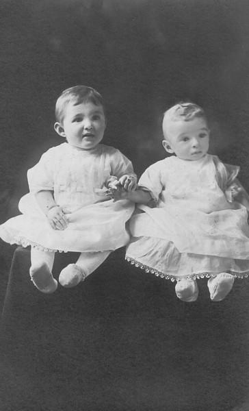 Lorraine and Lorin Harris