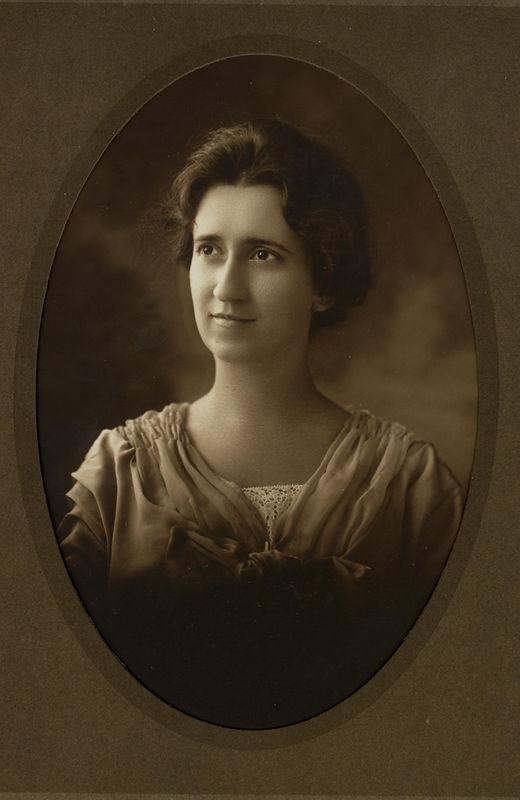 Pritchett Harrison born November 1884 the daughter of Joshua H. Harrison and Ida D. Pritchett.