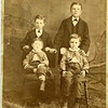 Herdrich Brothers- Otto, Charles, Edwin and Oscar