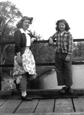 Joyce and Jean Herdrich