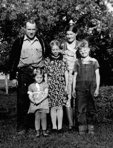Everett and Anita Herdrich Family