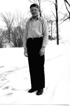Wayne (Bud) Herdrich