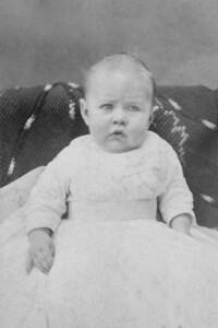 """""""Baby Nettie"""".  Henrietta Aileen Gale"""