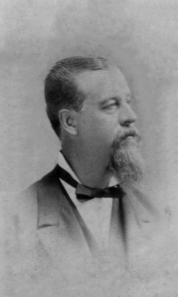 Byron C. Harris, Husband of Emily Chidgey.