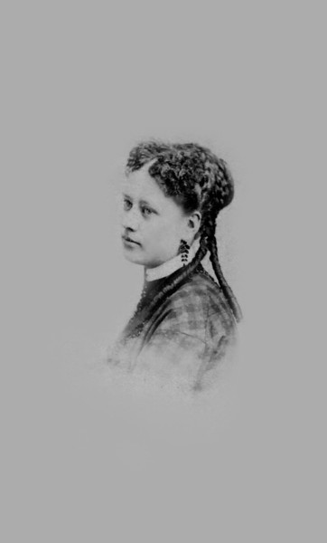 Not captioned.  Eliza Chidgey Gale, or another sister.