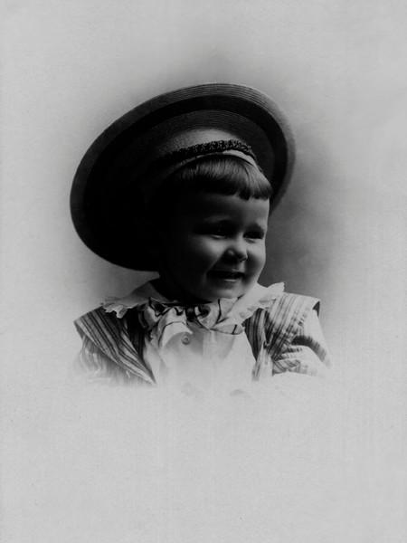 Harold Mathivet Hill Age 2