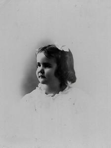 Gladys Hill Age 3