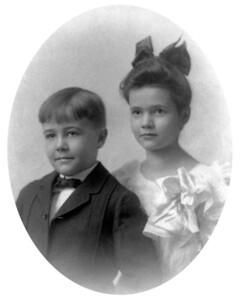 Gladys & Dana Hill
