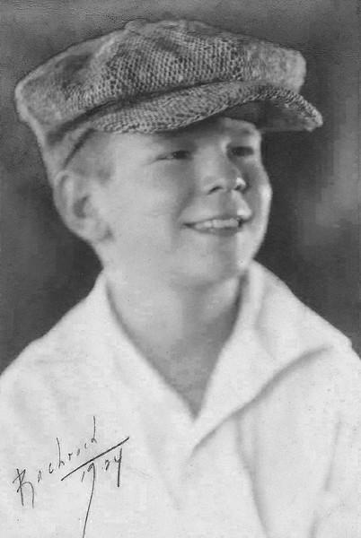 Ben M Johnson, Jr  Age 10