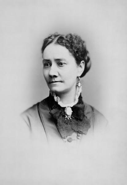 Mary Chidgey Mathivet