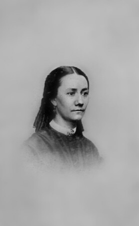 Mary Chidgey Mathivet, Wife of Jean Victor Mathivet