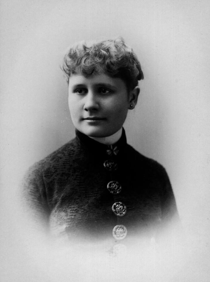 Mary Mathivet Age 20