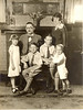 Rosmary Lanahan, Thomas Xavier Lanahan, Victor Herbert Lanahan, Thomas Anthony Lanahan, Lillian Klimper, James Vincent Lanahan<br /> <br /> circa 1925