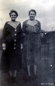 Emma Jane (mother) & Emma