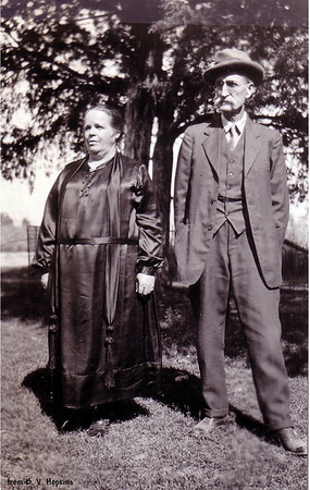 James Arton & Lucinda (Howard) Hopkins