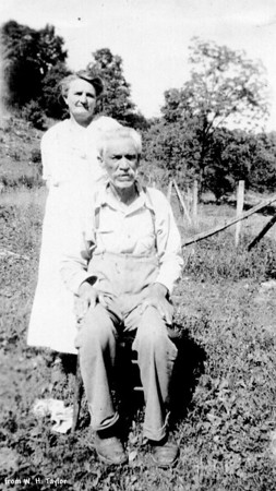 John C. & Emma Jane (Owens) Taylor