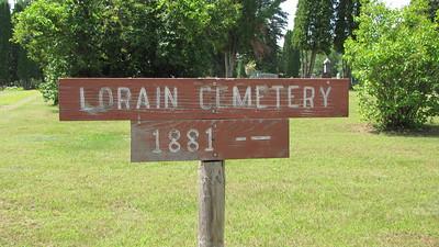 Lorain Cemetery