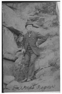 Uriah Rogers, the father of  Jane Bertha (Rogers) Iddings and Hannah (Rogers) Thompson
