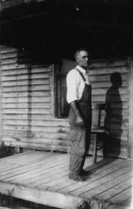 Charles Haskins. Grandpa's Dad.