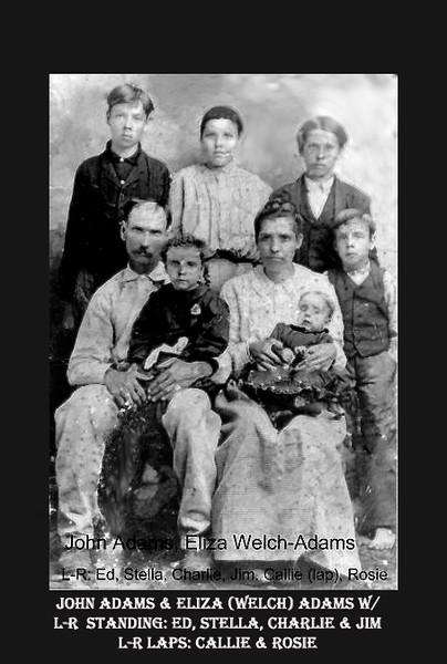 James-Mefford Family of theOzarks Vol. II