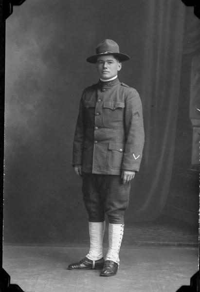PFC Oscar Gustave Becher