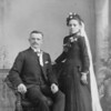 Bernhard Julius and Caroline (Ellinger) Becher