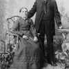 Carl Friedrick Gottlab Becher and his Second Wife