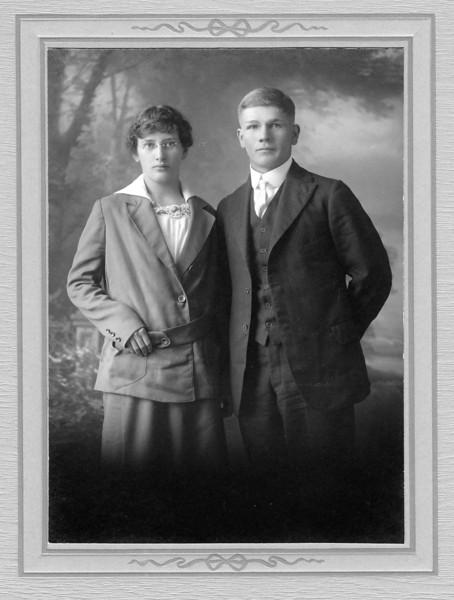 Ted & Valeska (Friedenstein) Becher