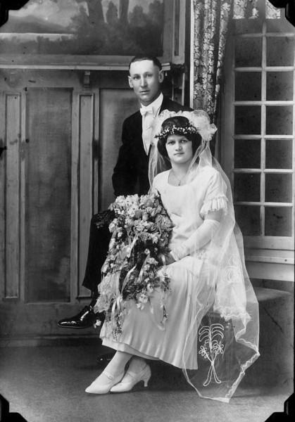 Edwin & Mabel (Becher) Steffen