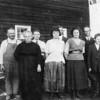 Family of Bernhard and Caroline Becher