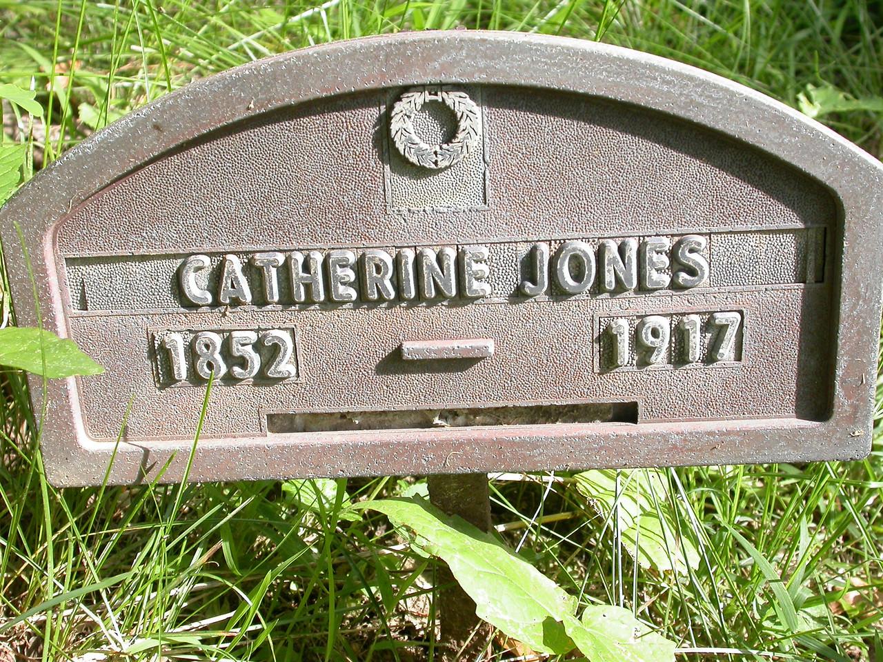 Located at Joppa Church cemetery.