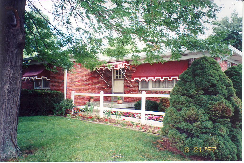 Marty's Indianapolis house, 6263 N. Tacoma Avenue.