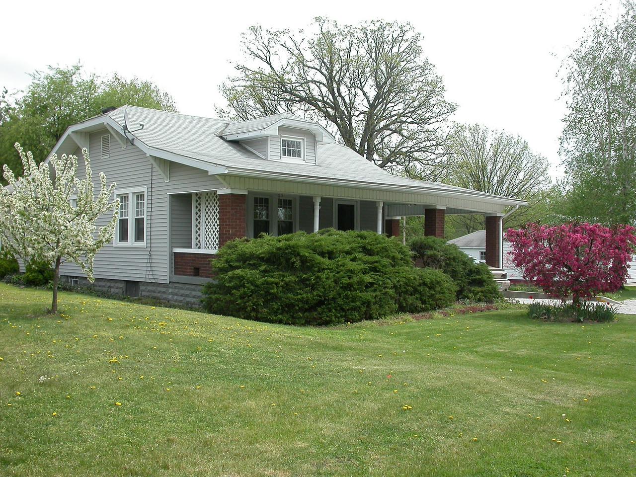 Monty and Phyllis Jones's House, Terre Haute, Indiana