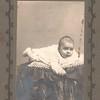Maurice J McLaughlin Age 3 mos; JW Darrell (photog)