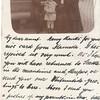 Postcard to Minnie Keene from Gunther Arnold, Leipzig, June 1905