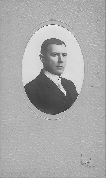 Walter Keene (Waltie). Seattle; Ralston