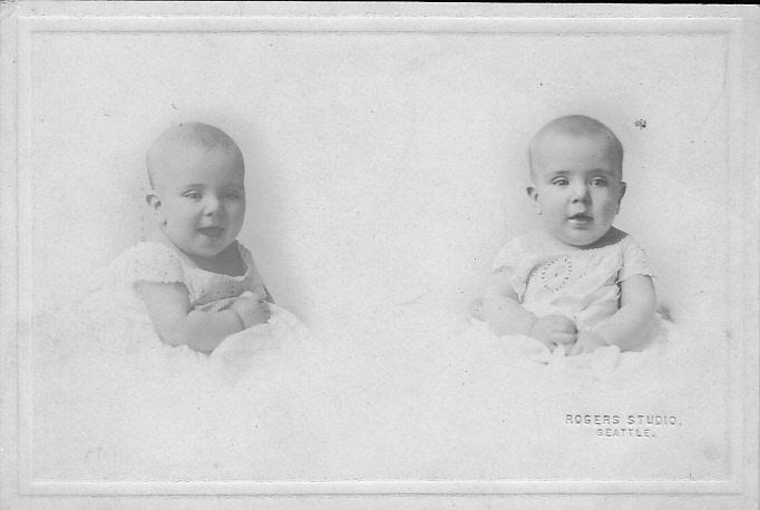 Eugene Major, 1912; Rogers, Seattle