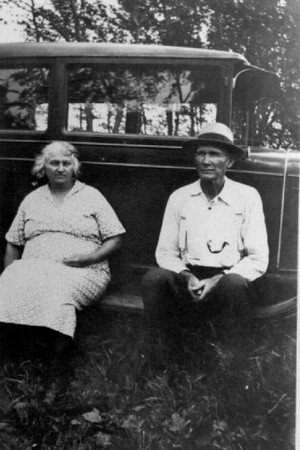 Maggie and Frank Klimmer