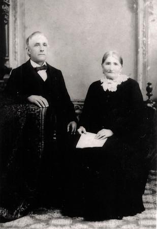 Joseph & Sophia (Schmidt) Bauer
