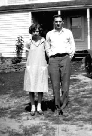Eva Herdrich and Dennis Oesterich