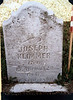 Joseph Klimmer Headstone