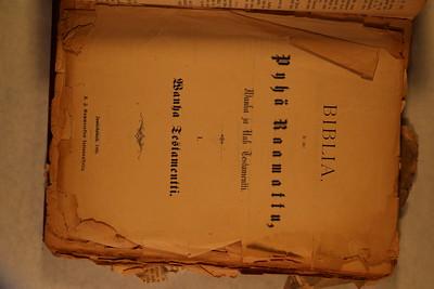 Knutilla Bible
