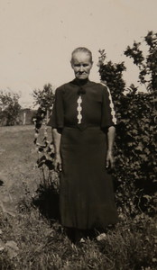Wilhelmina Knutilla Date Unknown