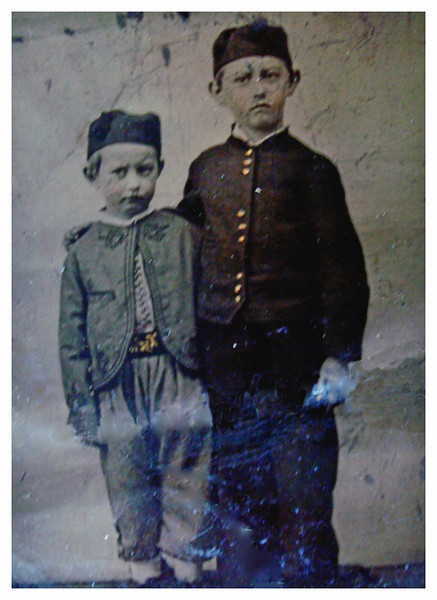 1865 Charles Frederick (Karl) Krebs Birth date: 1 Mar 1860 Death date: 22 Jun 1923  Arthur Ewald Krebs Birth date: 27 Apr 1858 Death date: 15 Jul 1941