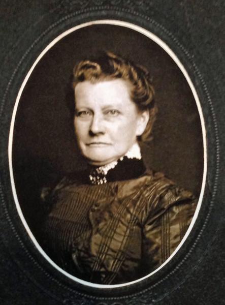 1860 Wanda (Von Massow) Krebs Birth date:21 Mar 1841 Death date:22 Feb 1933 Lived with her son Arthur, until the time of her death in Belleville, IL.