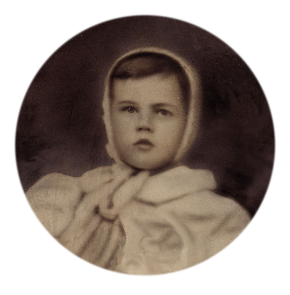 """1898 Hedwig Wanda Wangelin Birth date: 1 Aug 1895 Death date: 23 May 1989 (Hedwig was named after Hedwig Hartmann, a young child who would have been her aunt had she survived infancy. """"Aunt Hedwig"""" was born Oct 12, 1871 and died Apr 30, 1872.)"""