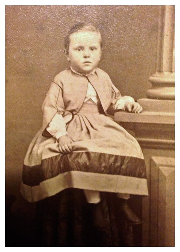 1862 Emma (Rutz) Krebs Married to Arthur Krebs Birth date:15 Nov 1859 Death date:14 Mar 1944