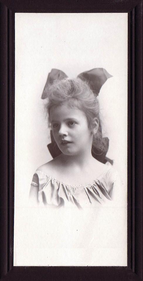 1903 Hedwig Wanda Krebs