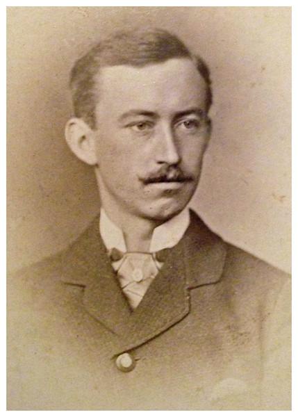 1884 Charles Frederick (Karl) Krebs Birth date: 1 Mar 1860 Death date: 23 Jun 1923 Married Emma (Jenny) Virginia Stanley 25 Jun 1886