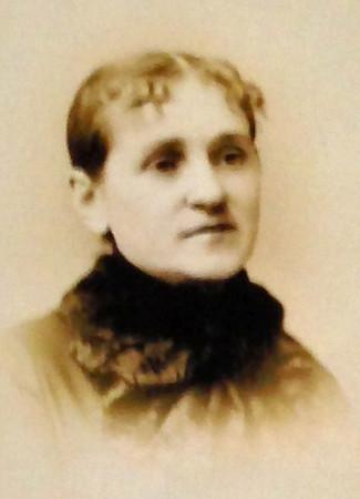 1867 Marie (Maus) Rutz Birth date:1839 Death date:1923 Wife of Edward Rutz.